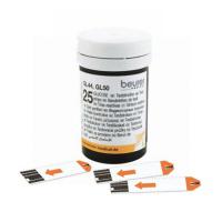 BEURER Testovací proužky ke glukometru GL 44/GL 50 2 x 25 kusů