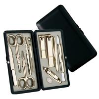THREE SEVEN  Manikúrní set penál 10 nástrojů
