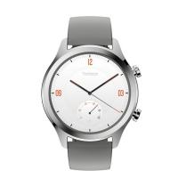 TICWATCH C2+ Platinum Silver chytré hodinky