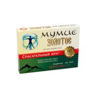 TML Mumio zlaté 200 mg 60 tablet
