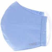 TNG Rouška textilní 3-vrstvá světle modrá velikost M 1 kus