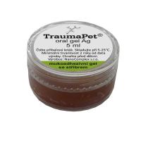 TRAUMAPET oral gel Ag 5 ml