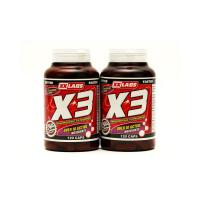 XXLABS Tri-Complex spalovač tuku X3 120 kapslí +120 kapslí zdarma