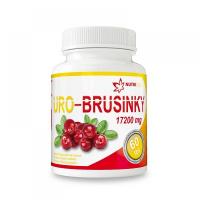 NUTRICIUS URO-Brusinky 60 tablet