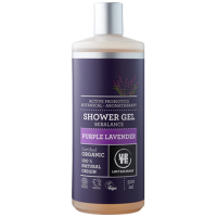 URTEKRAM BIO Obnovující sprchový gel levandule 500 ml