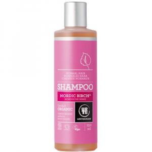 URTEKRAM BIO Šampon pro normální vlasy – severská bříza 250 ml