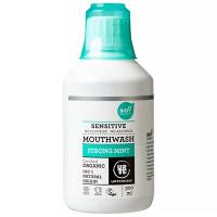 URTEKRAM BIO Ústní voda sensitive 300 ml