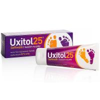 UXITOL 25 Softwalk balzám na rozpraskané a tvrdé paty 50 ml
