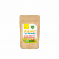 WOLFBERRY Vanilkový cukr Bourbon 7% 20 g BIO