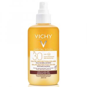 VICHY Capital Soleil Eau Prot Bronz SPF 30 200 ml