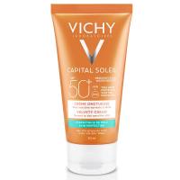 VICHY Capital Soleil ochranný krém na obličej SPF 50+ 50 ml