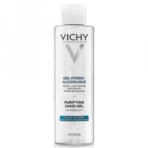 VICHY Antibakteriální čistící gel na ruce 200 ml