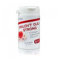 VIESTE Krilový olej STRONG Omega - 30 kapslí