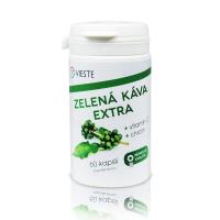 VIESTE Zelená káva extra 60 kapslí