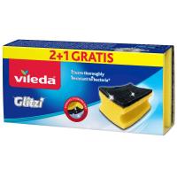 VILEDA Glitzi Houbička 2+1 ks
