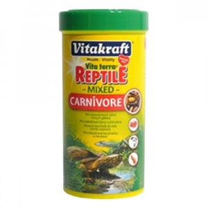 VITAKRAFT Reptile Turtle pellets Carnivore 250 ml