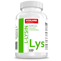 VITALAND L-lysin 100 tobolek