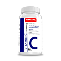 VITALAND Vitamín C 1000mg 60 tablet