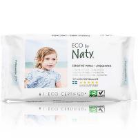 NATY Dětské vlhčené hygienické ubrousky 1x 56 ks