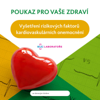 Vyšetření rizikových faktorů kardiovaskulárních onemocnění