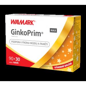 WALMARK GinkoPrim Max 90+30 tablet PROMO 2020