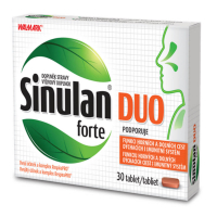 WALMARK Sinulan Duo Forte 30 tablet