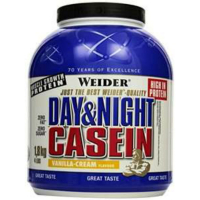 WEIDER 100% Casein Red Berry 1800 g