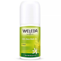 WELEDA Citrus 24h Deo Roll-on 50 ml