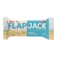 WHOLEBAKE Flapjack ovesný kešu-kokos bezlepkový 80 g