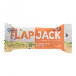 WHOLEBAKE Flapjack ovesný meruňka-mandle bezlepkový 80 g