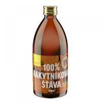 WOLFBERRY Rakytníková šťáva BIO 500 ml
