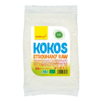 WOLFBERRY Kokos strouhaný 250 g BIO