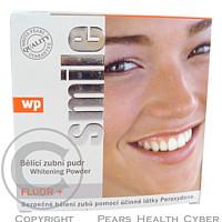 WP SMILE Fluor 30 g bělící zubní pudr