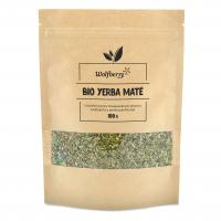 WOLFBERRY Zelený čaj Yerba maté lístky 100 g BIO