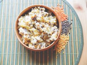 Zdravé vaření: Čočkovo-bramborový salát