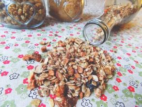 Zdravé vaření: Domácí müsli