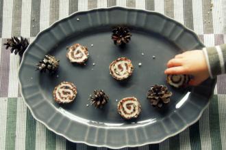 Zdravé vaření: Fíkovo-kokosová rolka