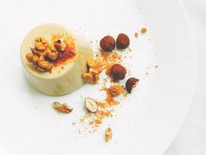 Zdravé vaření: Panna cotta z kokosového mléka