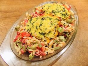 Zdravé vaření: Papriky plněné kuskusem a medvědím česnekem