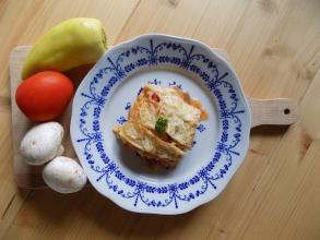 Zdravé vaření: Zeleninové lasagne