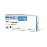 ZENARO 5 mg tablety 14 kusů