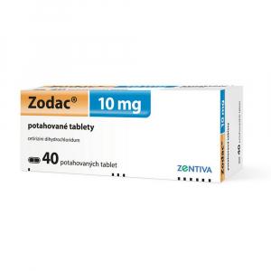 ZODAC 10bmg 40 tablet